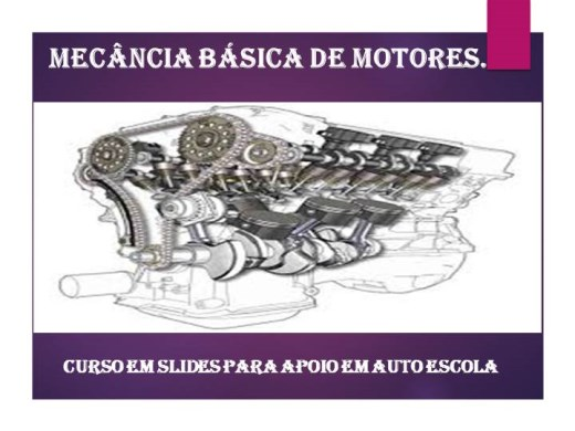 Curso Online de Mecânica Básica de Motores