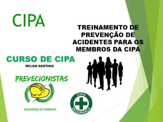 Curso Online de NR5-CIPA