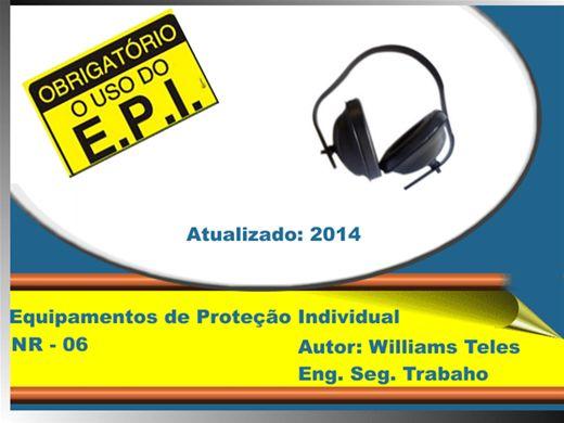 Curso Online de Equipamentos de Proteção Individual - EPI