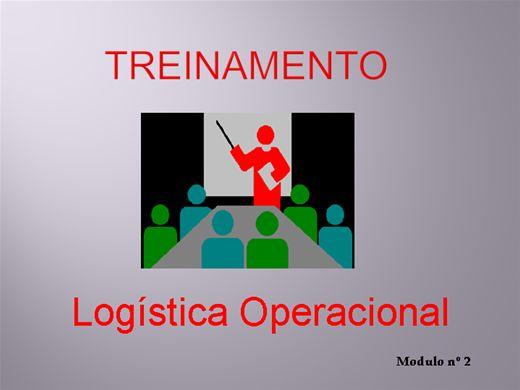 Curso Online de LOGÍSTICA OPERACIONAL MODULO Nº 2