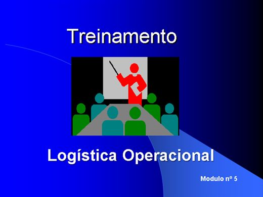 Curso Online de LOGÍSTICA OPERACIONAL MODULO Nº  5