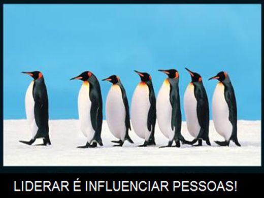 Curso Online de LIDERAR É INFLUENCIAR PESSOAS