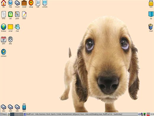 Curso Online de Puppy Slacko - Linux