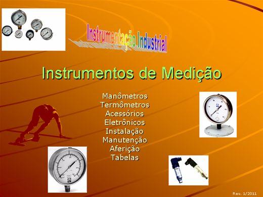 Curso Online de instrumentação - ro