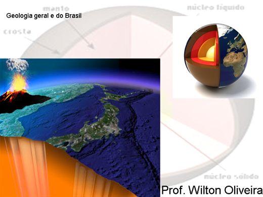 Curso Online de Geologia geral e do Brasil