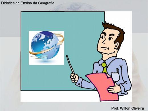Curso Online de Didática no Ensino da Geografia
