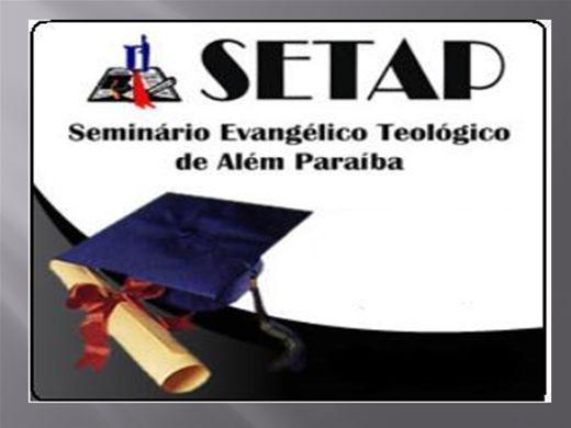 Curso Online de Curso de Extensão em Teologia Sistemática