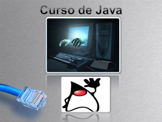 Curso Online de CURSO DE JAVA