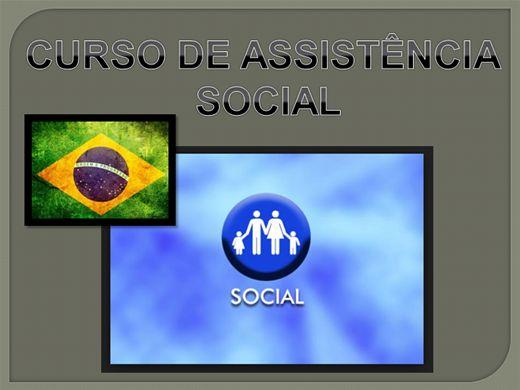 Curso Online de CURSO DE  SERVIÇO SOCIAL