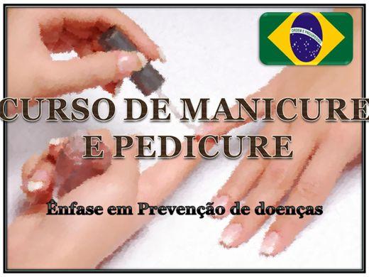 Curso Online de CURSO DE MANICURE E PEDICURE (Ênfase em Prevenção de Doenças)