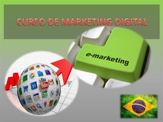 Curso Online de  MARKETING DIGITAL (E-Commerce)
