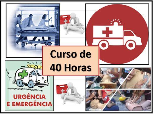 Curso Online de A Enfermagem na Urgência e Emergência