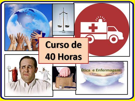 Curso Online de Ética na Enfermagem
