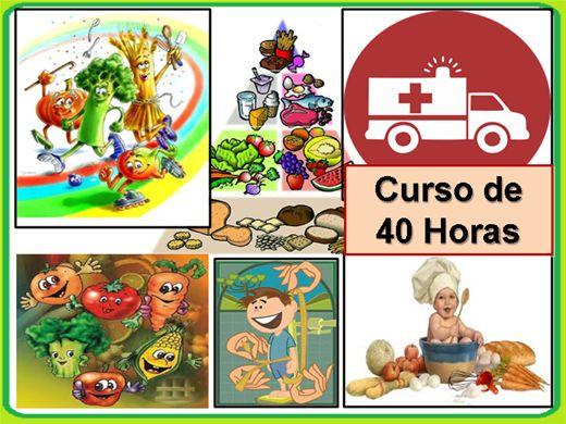 Curso Online de Nutrição da Criança