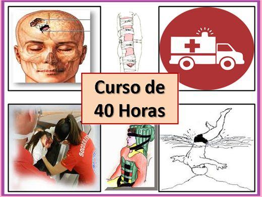 Curso Online de Assistencia da Enfermagem nos Traumas Específicos
