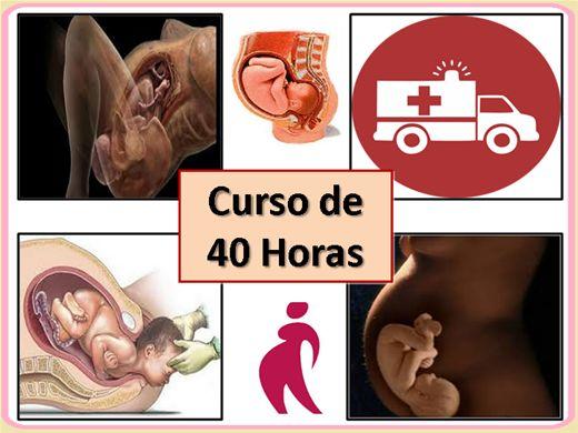 Curso Online de Assistência da Enfermagem  na Gestação e ao Puerpério