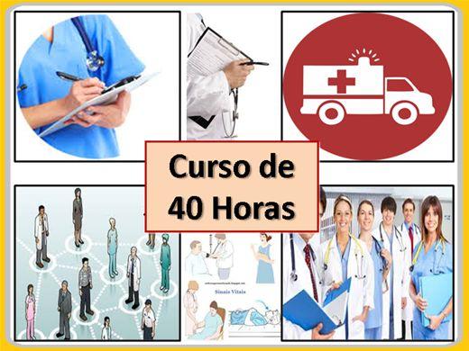 Curso Online de Administração Aplicada a Enfermagem