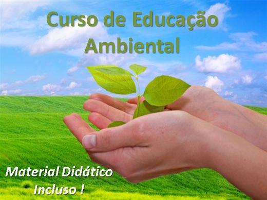 Curso Online de Educação Ambiental nas Escolas